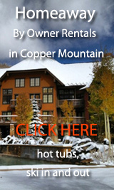 ski in out by owner vacation rentals in copper ountain